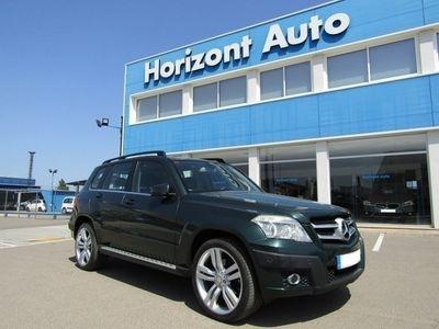 usado Mercedes GLK300 4Matic 230cv Verde metalizado