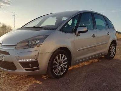 usado Citroën C4 Picasso 1.6HDI Exclusive CMP