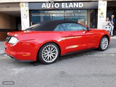 used Ford Mustang CABRIO ECOBOOST