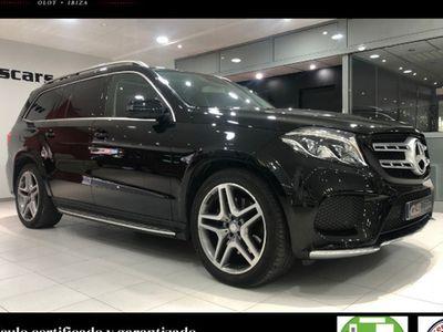 usado Mercedes GLS350 d4Matic Aut.