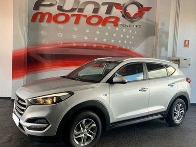 usado Hyundai Tucson 1.7CRDi 85kW 115CV BlueDrive Tecno 4x2