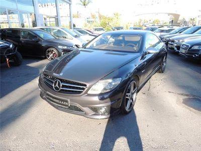usado Mercedes CL63 AMG CL 63 AMGAMG *TODOS LOS EXTRAS POSIBLES *