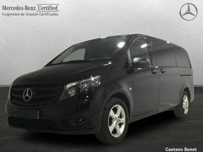 usado Mercedes Vito 114 CDI Tourer Pro Larga