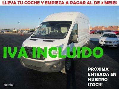 usado Ford Transit 350 96kW L3H2 Van Trend Trasera