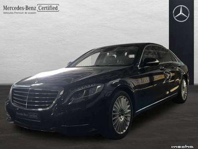 usado Mercedes S500 Clase L 335 kW (455 CV)
