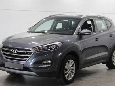 brugt Hyundai Tucson 1.7 CRDI 85KW (115CV) BLUEDRIVE LINK 4X2