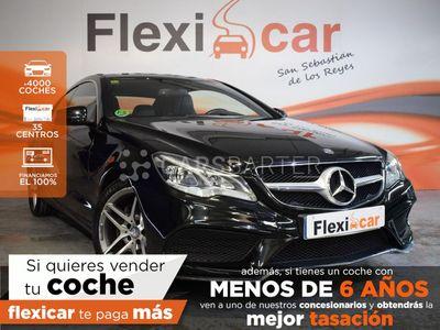 usado Mercedes E200 E 200 Coupé