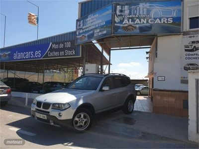 used BMW X3 XDRIVE20D