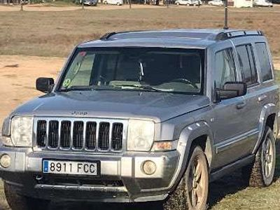 usado Jeep Commander 3.0CRD Limited Aut.