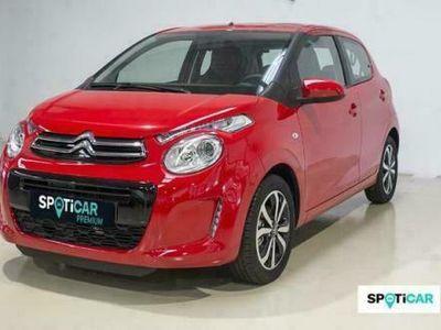 usado Citroën C1 VTi 53kW (72CV) S&S