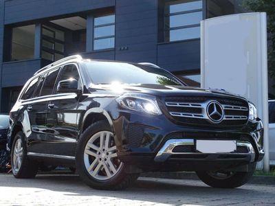 usado Mercedes GLS350 4M / 9G-TRONIC / AIRMATIC / TEECHOPANO / AMG-LINE
