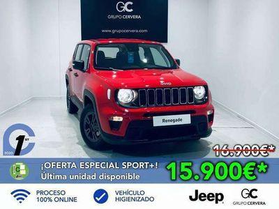 usado Jeep Renegade 1.0 Sport Plus 4x2