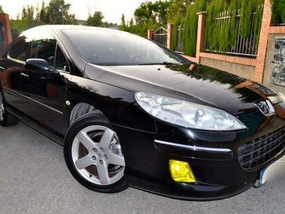 usado Peugeot 407 2.0HDI Sport