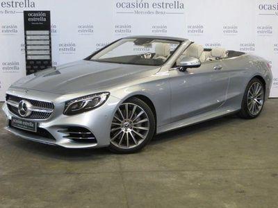 usado Mercedes 560 S Cabrio