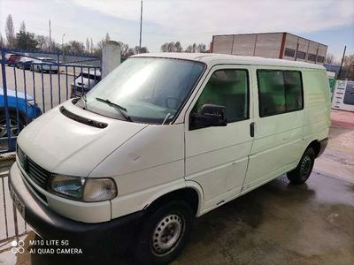 usado VW Transporter Kombi 9 2.5TDi Syncro 102 2920