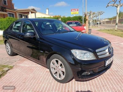 used Mercedes C200 Clase CCDI Blue Efficiency