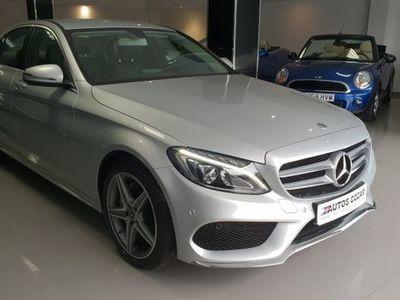 brugt Mercedes 220 Clase C9G-Tronic