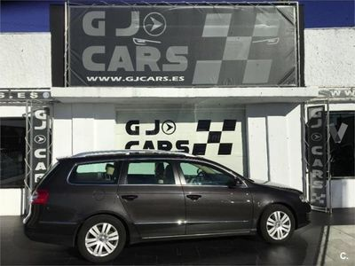 usado VW Passat Variant 2.0 Tdi 140cv Highline 4 Motion 5p. -06