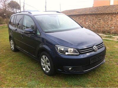 used VW Touran 1.6tdi Advance Bmt 105 119co2