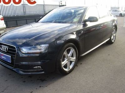 usado Audi A4 2.0TDI CD Multitronic 150