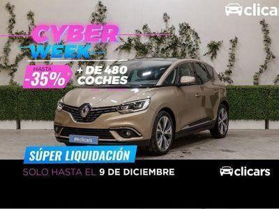 usado Renault Scénic 1.3 TCe GPF Zen S&S 103kW
