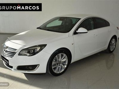 brugt Opel Insignia 1.6CDTI SS eco 100kW 136CV Excellence