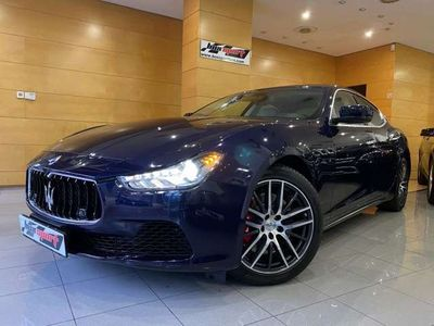 usado Maserati Ghibli S Q4 Aut.