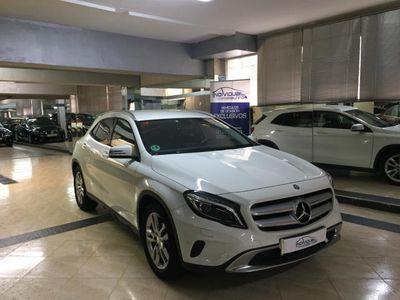 usado Mercedes GLA220 CDI Automatico 7G-DCT-Cuero-Nacional.