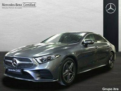usado Mercedes CLS450 4MATIC[0-801+0-051]