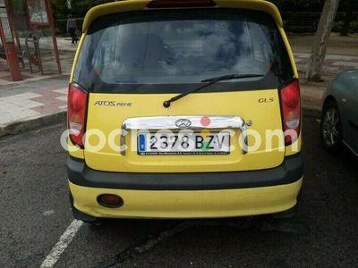 usado Hyundai Atos Prime 1.0 Gls 55 cv en Madrid