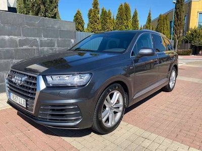 usado Audi SQ7 4.0 TDI quattro tiptronic
