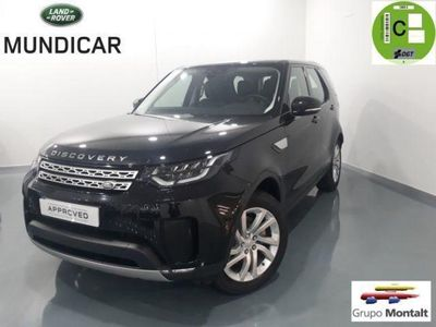 used Land Rover Discovery 2.0SD4 HSE Aut.