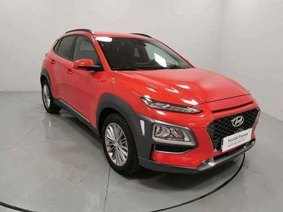 usado Hyundai Kona 1.6 Crdi Tecno Red 4x2 115 115 cv en Malaga