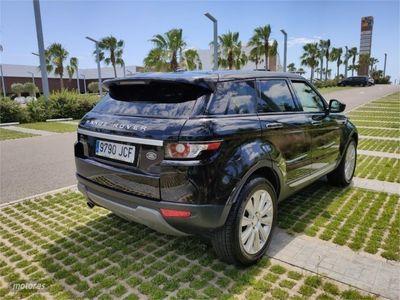 gebraucht Land Rover Range Rover evoque 2.0L TD4 150CV 4x4 HSE Auto