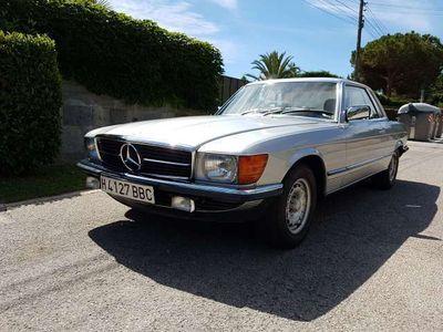 usado Mercedes 500 SLC (107026)
