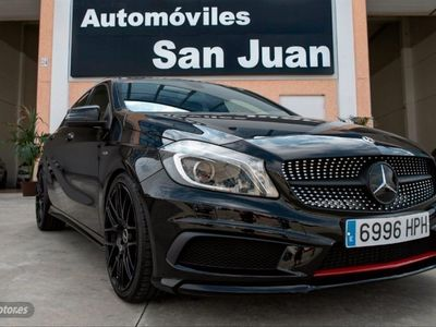 usado Mercedes A250 Clase AAut. AMG Line