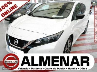 usado Nissan Leaf 40kWh Acenta