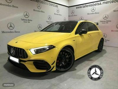 usado Mercedes A45 AMG Clase A AMGS 4MATIC