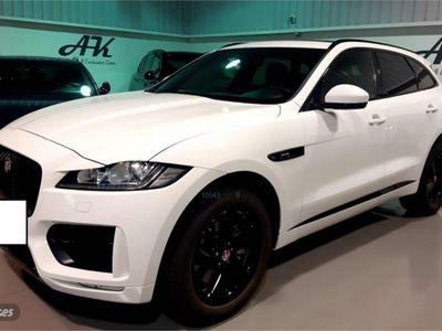 used Jaguar F-Pace 3.0TDV6 R SPORT AWD,UNICO DUEÑO,FULL EXTRAS...