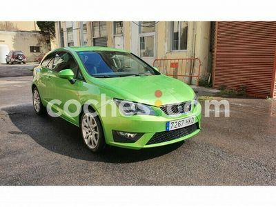 usado Seat Ibiza SC 2.0tdi Cr Fr 143 cv en Castellon