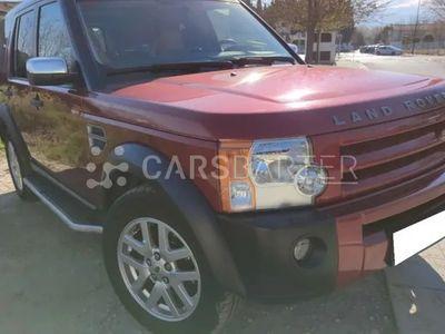 usado Land Rover Discovery 2.7tdv6 Se 190 cv en Granada