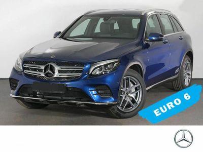 usado Mercedes GLC250 4Matic AMG*LED*Camara*Keyless*Nav*Parkassist