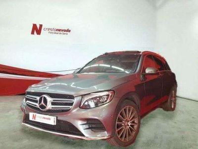 usado Mercedes GLC250 250 d 4MATIC 5p