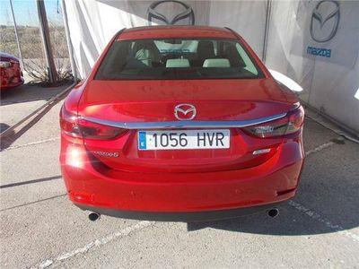 brugt Mazda 6 6 Sedán Diesel2.2DE Lux.+P.Prem.+P.Travel Au