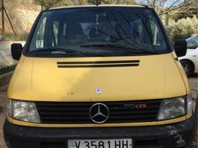 usado Mercedes Vito 110CDI 2.2TD F -00
