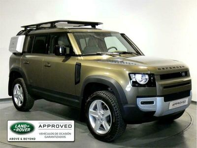 usado Land Rover Defender 2.0 D240 SD4 S 110 Auto 4WD