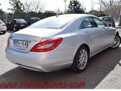 usado Mercedes CLS350 Clase ClsBlueefficiency 4p. -12