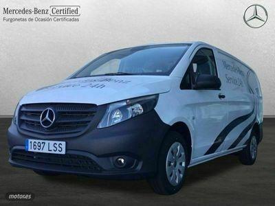 usado Mercedes Vito 114CDI AT 100kW furgón Pro larga