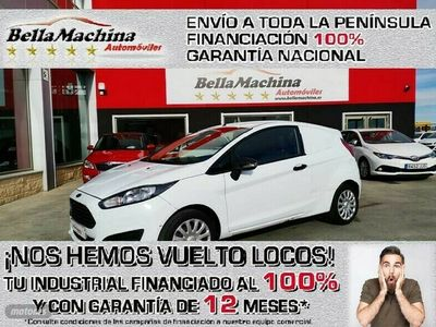 usado Ford Fiesta VAN 1.5 TDCI 75 CV COMERCIAL