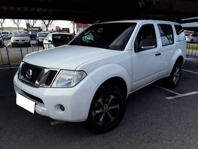usado Nissan Pathfinder 2.5dCi FE 7pl.
